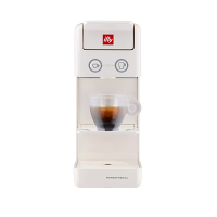 illy Y3.3 iperEspresso Espresso & Coffee Machine - White #60382