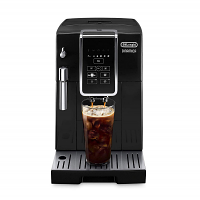 DeLonghi ECAM35020B Dinamica TrueBrew Super Automatic Espresso Machine - Black