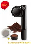 Handpresso Wild Hybrid Black