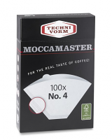 Technivorm Cone Filters #4 White 100 Pack