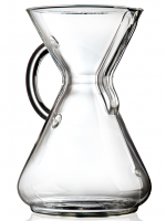 Chemex Glass Handle Series 10 Cup Glass Coffee Maker