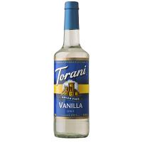 Torani Vanilla Sugar Free 750ml