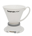Bonavita Wide Base Immersion Porcelain Coffee Dripper BV4000IDV2 29135