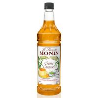 Monin Creme Caramel Syrup 1L