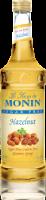 Monin Sugar Free Hazelnut Syrup