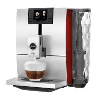 Jura ENA 8 Superautomatic Espresso Machine - Sunset Red