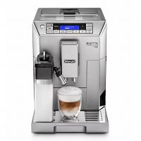 DeLonghi Eletta Cappuccino Top Super Automatic Espresso Machine Silver - ECAM45760S