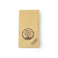 Fair Grounds Coffee Round House Kick Espresso Fair Trade Organic 1/2lb Beans