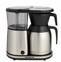 Bonavita BV1900TS 8-Cup Coffee Maker with Thermal Carafe (stainless steel lined) 53095