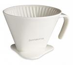 Bonavita Porcelain V Style Dripper #4 BV4000V401