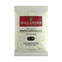 Hollander Sweet Ground White Chocolate Powder - 2.5lb / 1.13kg Bag