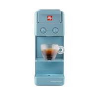 illy Y3.3 iperEspresso Espresso & Coffee Machine - Cape Town Blue #60384