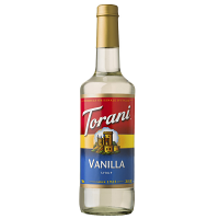 Torani Vanilla 750ml