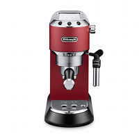 Delonghi Dedica DELUXE Traditional Espresso Machine Red EC685R