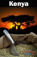 Green Coffee Beans - Kenyan AA 2lb Bag