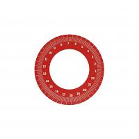 Mahlkonig EK43 Precision Dial RED