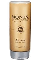 Monin Caramel Sauce 12oz