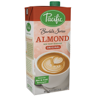 Pacific Barista Series Almond Milk Original Non-Dairy 32oz/946ml