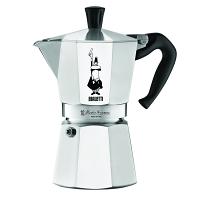 Bialetti Moka Express 6 Cup Stovetop Espresso Maker