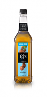 1883 Hazelnut Sugar Free Syrup 1L Plastic Bottle