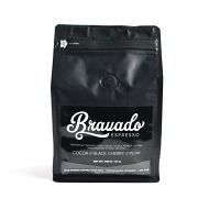 Java Works Bravado Premium Espresso Whole Beans - 340g / 12oz Bag